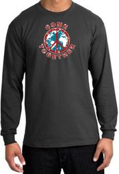 Come Together Peace Long Sleeve T-shirts