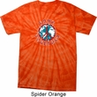 Come Together Spider Tie Dye Shirt