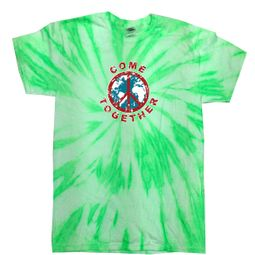 Come Together Tie Dye T-shirts