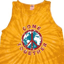 Come Together Tie Dye Tank Top