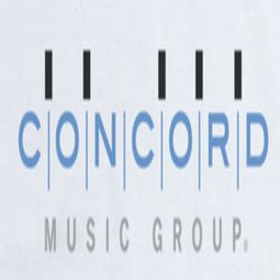 Concord Music Group Logo Shirts