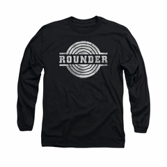 Concord Music Group Shirt Rounder Retro Long Sleeve Black Tee T-Shirt