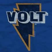 Concord Music Group Volt Logo Shirts