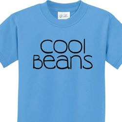 Cool Beans Kids Shirts