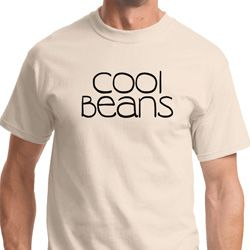Cool Beans Mens Shirts