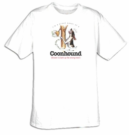 Coonhound T-shirt - I'm a Proud Owner of a Coonhound Dog Tee Shirt