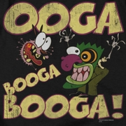 Courage The Cowardly Dog Ooga Booga Booga Shirts