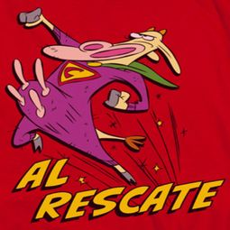 Cow & Chicken Al Rescate Shirts