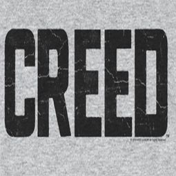 Creed Cracked Movie Logo Shirts