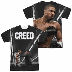 Creed Poster Shirt Sublimation Front/Back Print