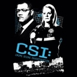 CSI Juniors T-shirt Investigate This Girly Black Tee