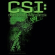 CSI Shirt Crime Scene Investigation Juniors Black Tee