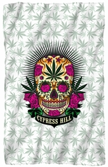 "Cypress Hill Microfiber Fleece Blanket - 36"" X 58"""
