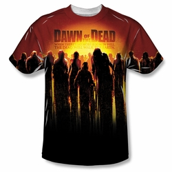 Dawn Of The Dead The Swarm Sublimation Shirt