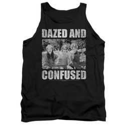 Dazed And Confused Tank Top Rock On Black Tanktop