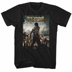 Dead Rising 3 Video Game Shirt Logo Black T-Shirt