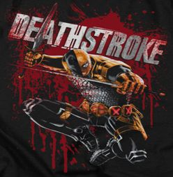 Deathstroke Shirts