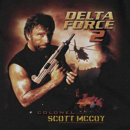 Delta Force 2 Poster Shirts