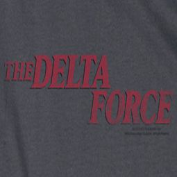 Delta Force Distressed Logo Shirts