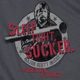 Delta Force Sleep Tight Shirts