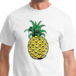 Distressed Pineapple Shirts