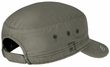 District Military Hat Cap Distressed Twill