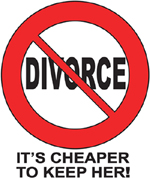 ee5b576e Divorce T-shirts Funny Cheaper To Keep Her Adult Tee Shirts