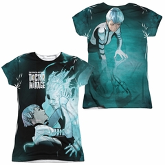 Doctor Mirage Connecting Sublimation Juniors Shirt Front/Back Print