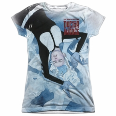 Doctor Mirage Ghosts Sublimation Juniors Shirt
