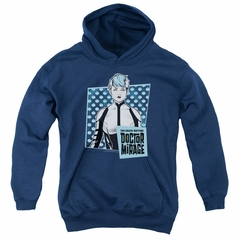 Doctor Mirage Kids Hoodie Good Doctor Navy Youth Hoody