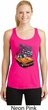 Dodge 1970 Plymouth Hemi Cuda Ladies Dry Wicking Racerback Tank Top