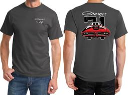 Dodge 1971 Charger Front & Back Shirts