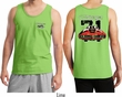 Dodge 1971 Charger (Front & Back) Tank Top