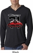 Dodge 1971 Charger Lightweight Hoodie Shirt