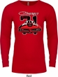 Dodge 1971 Charger Long Sleeve Thermal Shirt