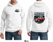 Dodge American Made Dodge Dart (Front & Back) Hoodie
