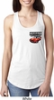 Dodge American Made Muscle Pocket Print Ladies Ideal Tank Top