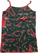 Dodge American Made Muscle Pocket Print Ladies Tie Dye Camisole Tank