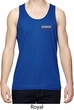 Dodge Brothers Pocket Print Mens Moisture Wicking Tanktop