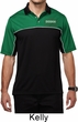 Dodge Brothers Pocket Print Mens Polo Shirt