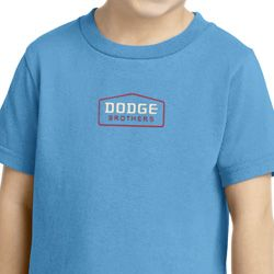 Dodge Brothers Small Print Toddler Shirt