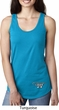 Dodge Challenger 1974 Bottom Print Ladies Ideal Tank Top