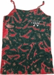 Dodge Challenger 1974 Pocket Print Ladies Tie Dye Camisole Tank Top