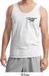 Dodge Challenger 1974 Pocket Print Mens Tank Top