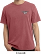 Dodge Challenger 1974 Pocket Print Pigment Dyed Shirt