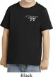 Dodge Challenger 1974 Pocket Print Toddler Shirt