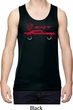 Dodge Challenger SRT Silhouette Dry Wicking Tank Top