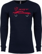 Dodge Challenger SRT Silhouette Thermal Shirt