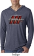 Dodge Charger RT Logo Lightweight Hoodie Shirt