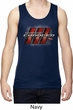 Dodge Charger RT Logo Mens Moisture Wicking Tanktop